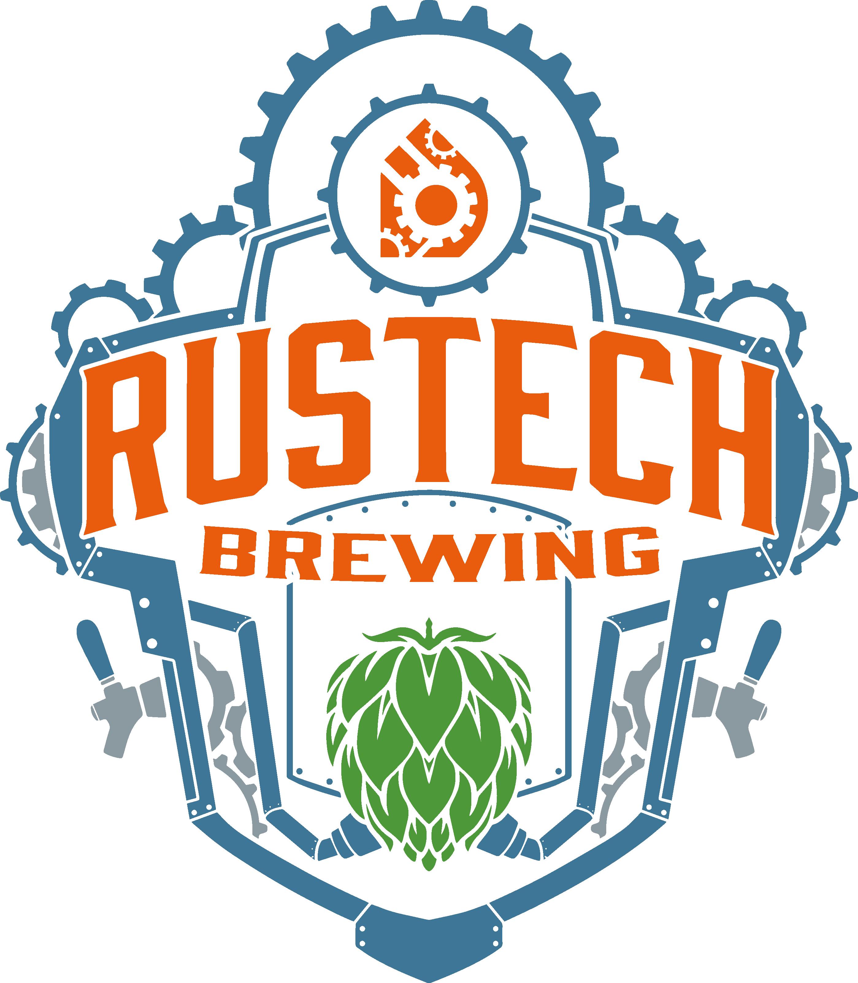 Rustech Brewing Logo