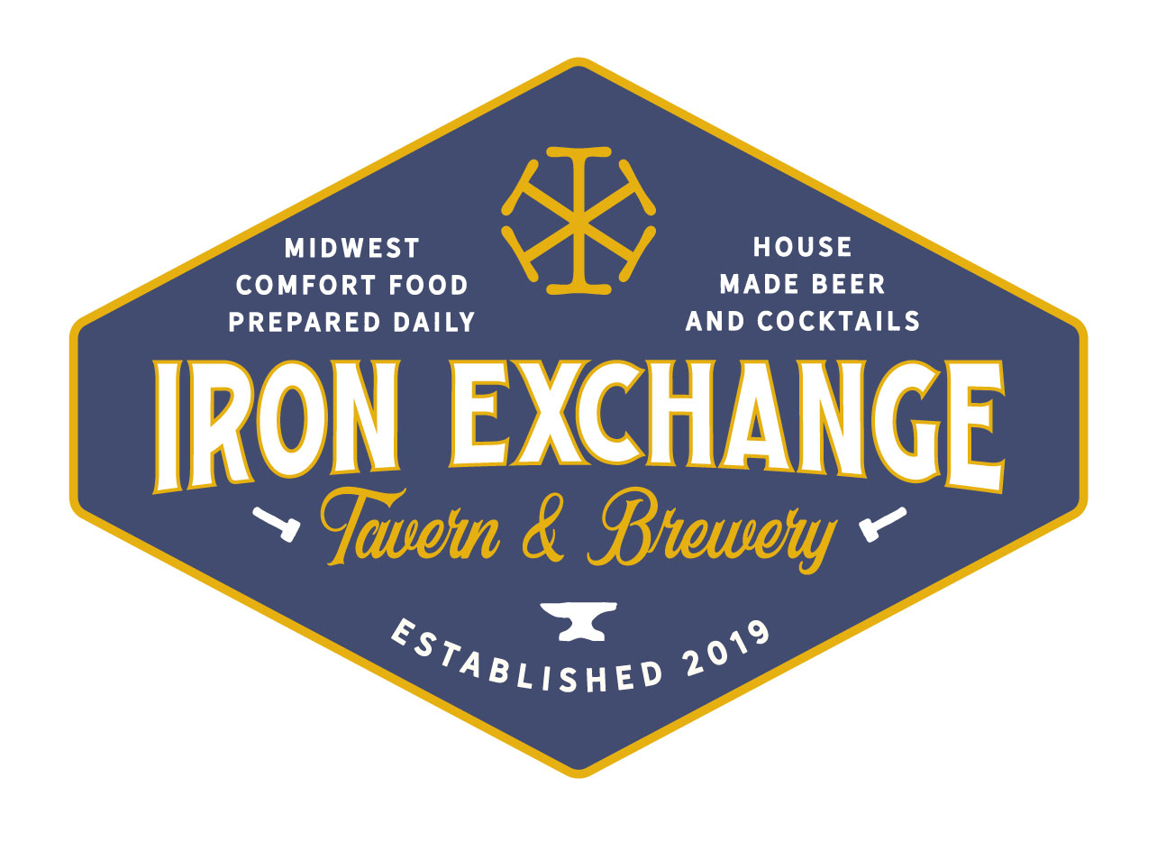 Iron Exchange Tavern & Brewery Logo