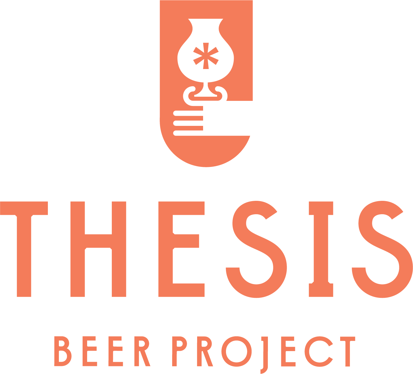Thesis Beer Project Logo
